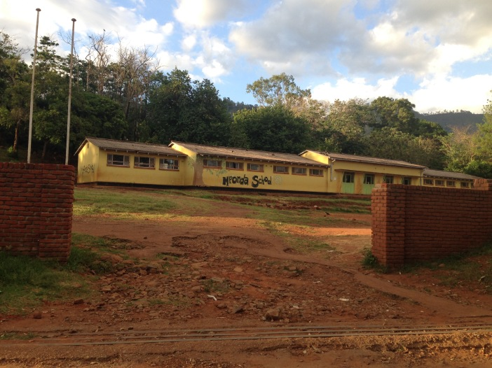 2016.01.11 Primary school in Zomba
