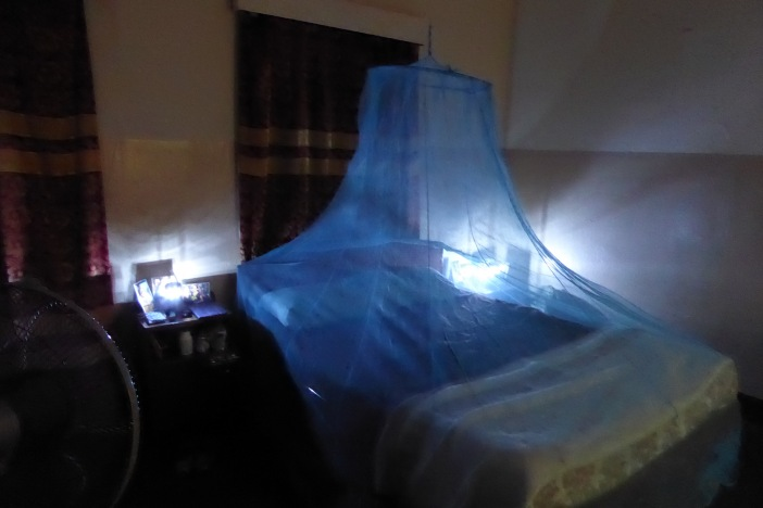 Mosquito Net on my bed