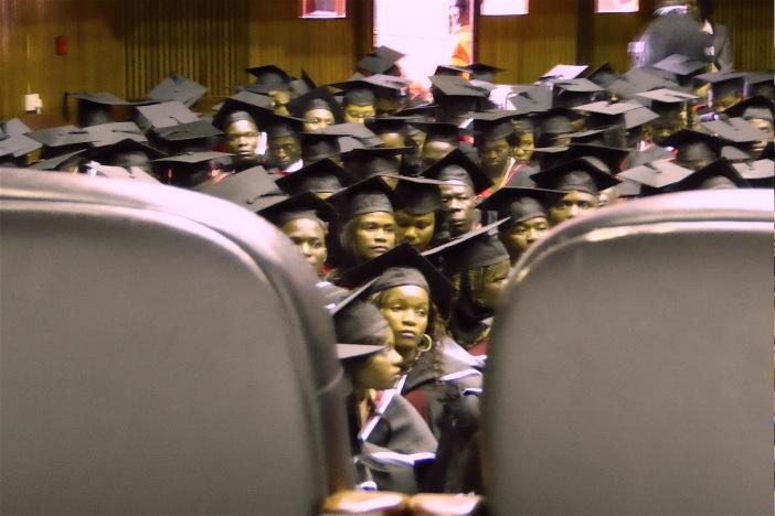 Waiting Graduates