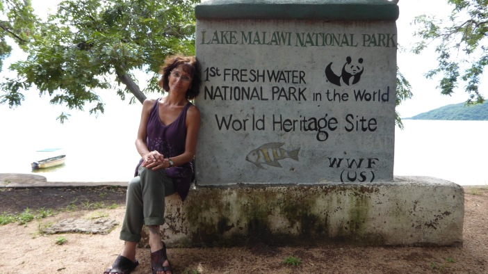 Me and National Park Sign