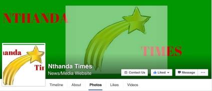Nthanda Facebook